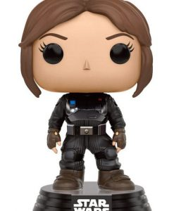 FIGURA FUNKO POP STAR WARS ROGUE ONE JYN ERSO ROPA DEL IMPERIO