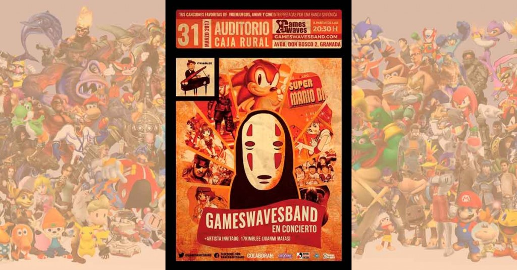 games-waves-band-concierto-granada-parafrikis