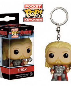 LLAVERO FUNKO POP THOR LA ERA DE ULTRÓN MARVEL CÓMICS