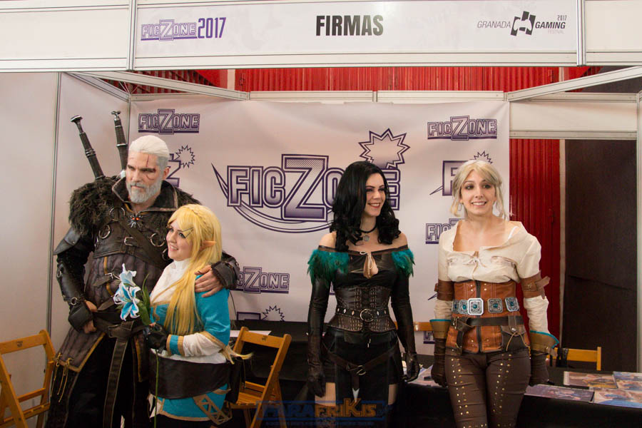 ficzone-granada-gaming-festival-2017-maul-cosplay-lucioles-lyel-parafrikis