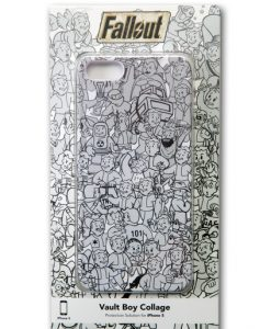 FUNDA FALLOUT IPHONE 5 COLLAGE VAULT BOY