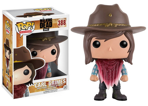 FIGURA FUNKO POP THE WALKING DEAD CARL GRIMES