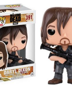 FIGURA FUNKO POP THE WALKING DEAD DARYL DIXON CON LANZACOHETES