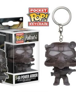 LLAVERO FUNKO POP FALLOUT T-60 POWER ARMOR