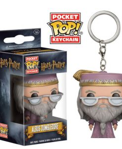 LLAVERO FUNKO POP HARRY POTTER ALBUS DUMBLEDORE