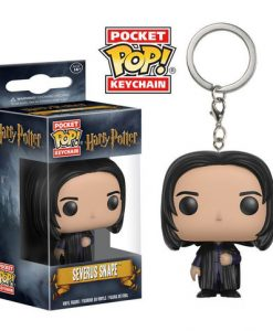 LLAVERO FUNKO POP HARRY POTTER SEVERUS SNAPE