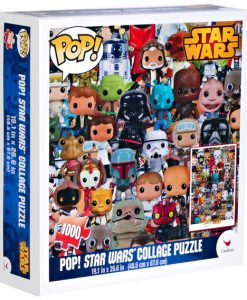 PUZZLE FUNKO POP STAR WARS 1000 PIEZAS