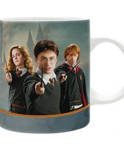 TAZA HARRY POTTER HARRY | HERMIONE | RON