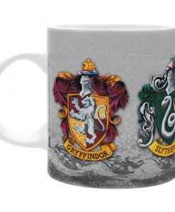 TAZA HARRY POTTER 4 CASAS GRYFFINDOR | SLYTHERIN | HUFFLEPUFF | RAVENCLAW