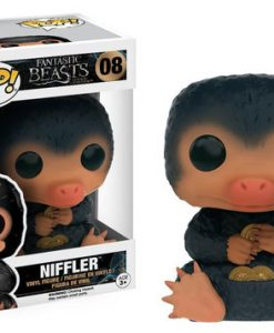 FIGURA FUNKO POP HARRY POTTER ANIMALES FÁNTASTICOS Y DÓNDE ENCONTRARLOS NIFFLER
