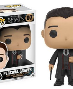 FIGURA FUNKO POP HARRY POTTER ANIMALES FÁNTASTICOS Y DÓNDE ENCONTRARLOS PERCIVAL