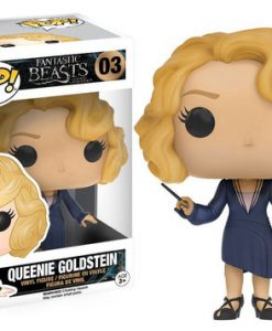 FIGURA FUNKO POP HARRY POTTER ANIMALES FÁNTASTICOS Y DÓNDE ENCONTRARLOS QUEENIE GOLDSTEIN