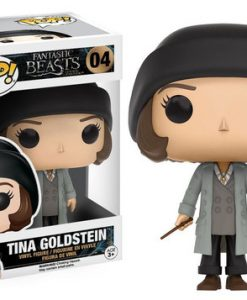 FIGURA FUNKO POP HARRY POTTER ANIMALES FÁNTASTICOS Y DÓNDE ENCONTRARLOS TINA GOLDSTEIN