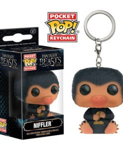 LLAVERO FUNKO POP HARRY POTTER ANIMALES FÁNTASTICOS Y DÓNDE ENCONTRARLOS NIFFLER