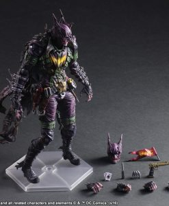 FIGURA BATMAN PLAY ARTS KAI JOKER 27 CM
