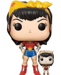 FIGURA FUNKO POP BOMBSHELLS WONDER WOMAN