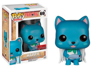 FIGURA FUNKO POP FAIRY TAIL HAPPY