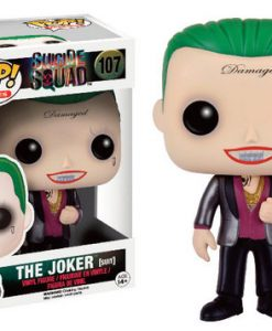 FIGURA FUNKO POP BATMAN ESCUADRON SUICIDA JOKER IN SUIT
