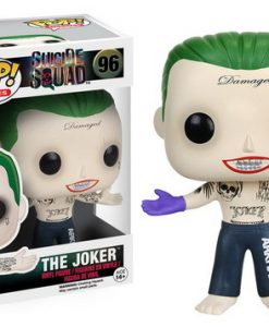 FIGURA FUNKO POP BATMAN ESCUADRON SUICIDA THE JOKER