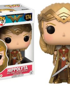 FIGURA FUNKO POP WONDER WOMAN HIPPOLYTA