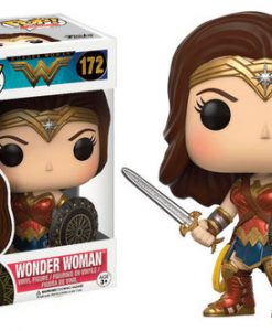FIGURA FUNKO POP WONDER WOMAN WONDER WOMAN