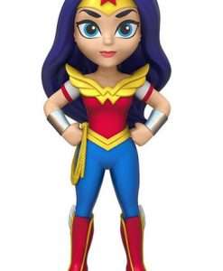 FIGURA WONDER WOMAN ROCK CANDY 12 CM