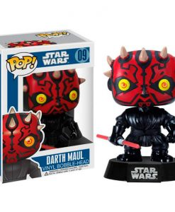 FIGURA FUNKO POP STAR WARS DARTH MAUL