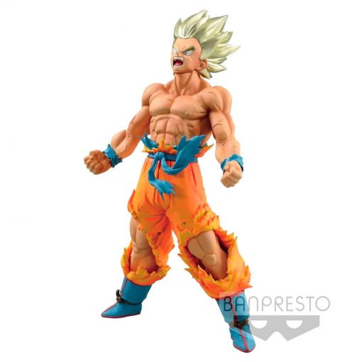 FIGURA DRAGON BALL Z BLOOD OF SAIYANS SON GOKU 18 CM